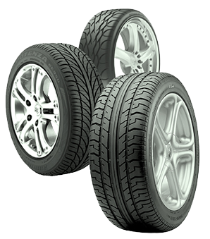 Three Tires Logo