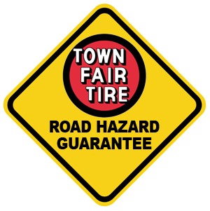 Town Fair Tire Road Hazard Guarantee