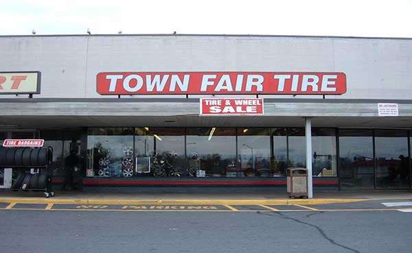 Town Fair Tire New Britain, CT