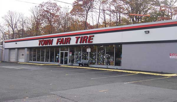 Town Fair Tire NORWALK       , CT