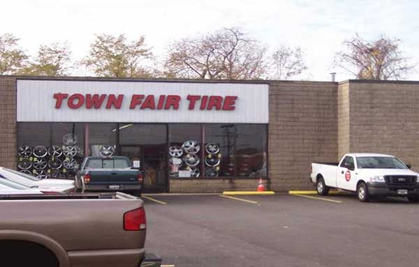 Tires In Norwalk Ct Town Fair Tire Store Located In West Norwalk Ct