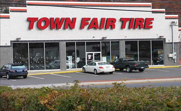 Tires In Waterbury Ct Town Fair Tire Store Located In Waterbury Ct