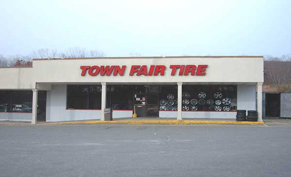 Tires In Torrington Ct Town Fair Tire Store Located In Torrington Ct