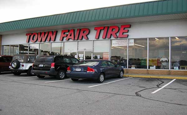Tires In New London Ct Town Fair Tire Store Located In New London Ct