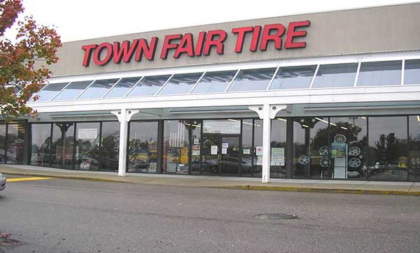 Tires In South Attleboro Ma Town Fair Tire Store Located In South