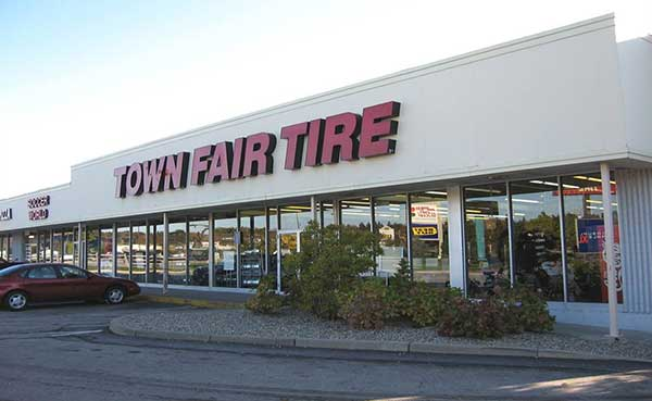 Tires In North Dartmouth Ma Town Fair Tire Store Located In North
