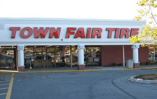 Tires In Fairhaven Ma Town Fair Tire Store Located In Fairhaven Ma
