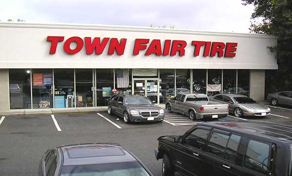 Tires In No Providence Ri Town Fair Tire Store Located In No