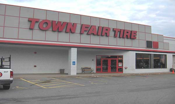 Town Fair Tire Stores In Massachusetts