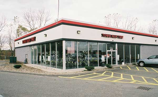 Tires In W Roxbury Ma Town Fair Tire Store Located In W Roxbury Ma