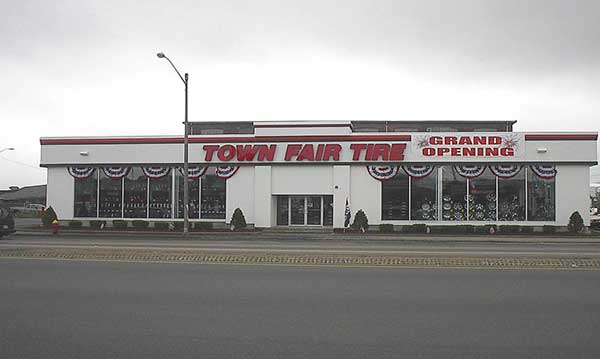 Tires In Everett Ma Town Fair Tire Store Located In Everett Ma