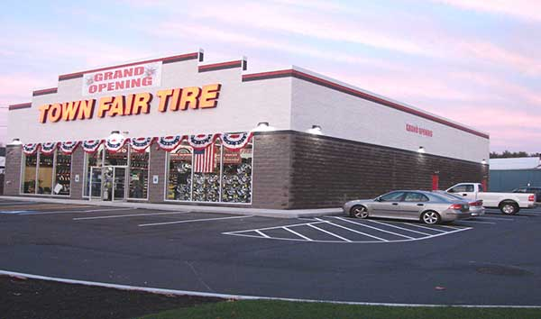 Tires In Seabrook Nh Town Fair Tire Store Located In Seabrook Nh