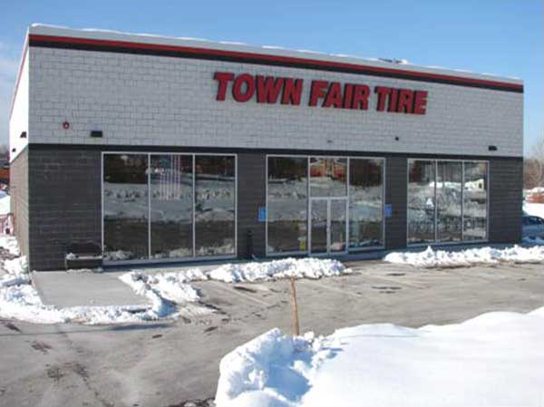 Tires In Somersworth Nh Town Fair Tire Store Located In
