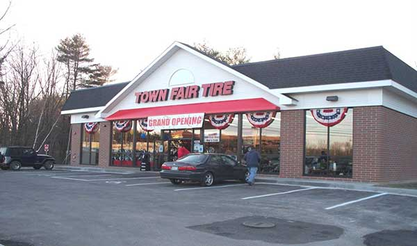 Tires In Biddeford Me Town Fair Tire Store Located In Biddeford Me