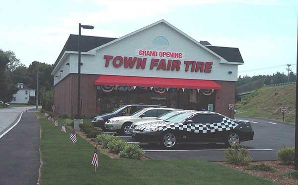 Tires In Tewksbury Ma Town Fair Tire Store Located In Tewksbury Ma
