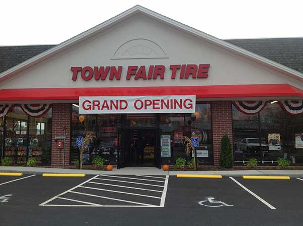 Town Fair Tire Stores In New Hampshire