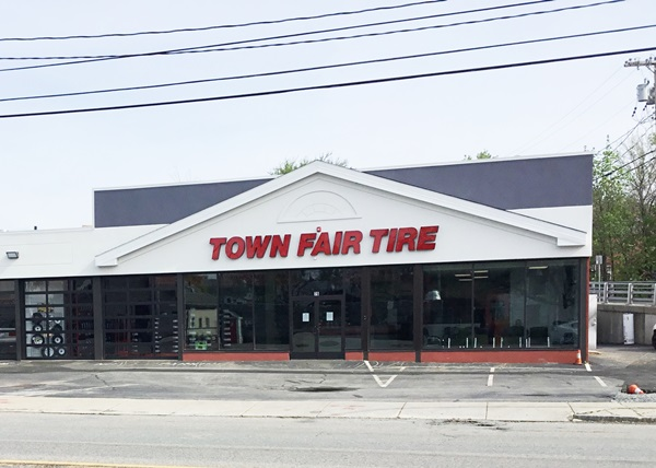 Tires In Watertown Ma Town Fair Tire Store Located In Watertown Ma