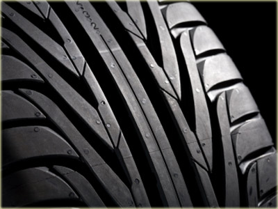 tire break in