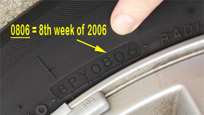 Tire Age Example