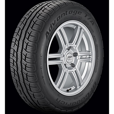 bfgoodrich advantage t a sport lt town fair tire. Black Bedroom Furniture Sets. Home Design Ideas