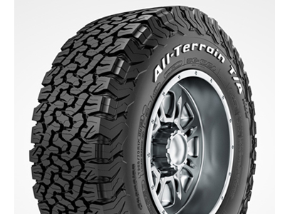Bfgoodrich All Terrain T A Ko2 Town Fair Tire