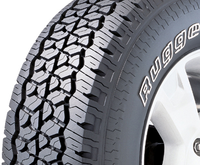 BFGoodrich RUGGED TRAIL T/A DT