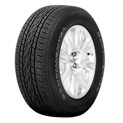 Continental Conti Cross Contact Lx20 Town Fair Tire