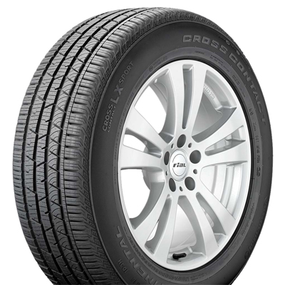 How To Read Tire Size >> CONTINENTAL Cross Contact Lx Sport (Silent) | Town Fair Tire