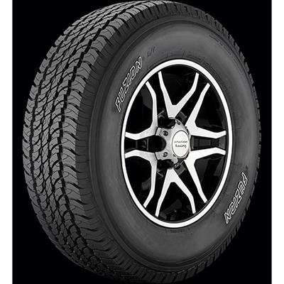 All Terrain Tires For Sale >> FUZION At 265/75R16T (006424) | Town Fair Tire
