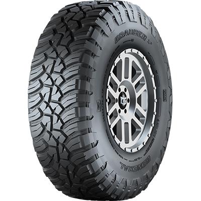 General Grabber X3 Town Fair Tire