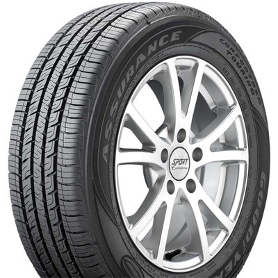 goodyear assurance comfortred tour 215 65r17t 413385329 town fair tire. Black Bedroom Furniture Sets. Home Design Ideas
