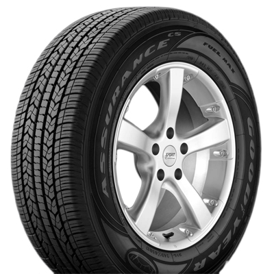 goodyear assurance cs fuel max 255 70r18t 755612383 town fair tire. Black Bedroom Furniture Sets. Home Design Ideas