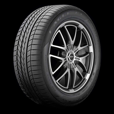 GOODYEAR EAGLE F1 ASYMMETRIC SUV 4X4 RUN FLAT