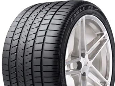 GOODYEAR EAGLE F1 SUPERCAR SOUND COMFORT TECH