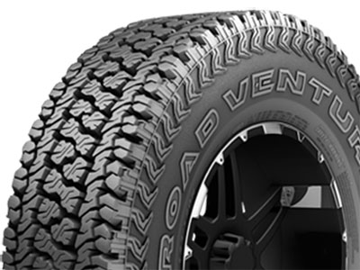 How To Read A Tire Size >> KUMHO Road Venture At51 | Town Fair Tire