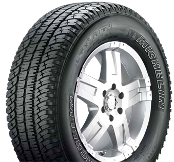 MICHELIN LTX A/T2 DIFFERENT TREAD