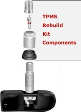 tpms rebuild kit