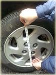 Wheel Diameter