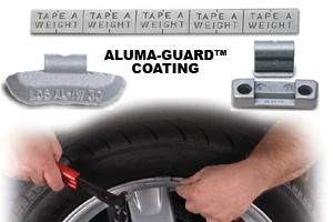 Aluma-Guard Wheel Weights